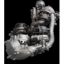 Turbo Triturbo BMW 3.0 D 381 KM TRI53039880522